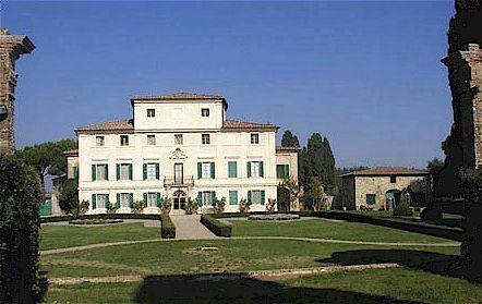 Torre Villa Arceno